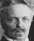 Portrait de August Strindberg