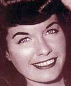 Portrait de Bettie Page