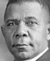 Portrait de Booker T. Washington