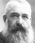 Portrait de Claude Monet