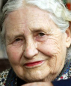 Portrait de Doris Lessing