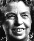 Portrait de Eleanor Roosevelt