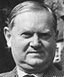 Portrait de Evelyn Waugh