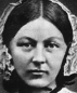 Portrait de Florence Nightingale