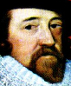Portrait de Francis Bacon