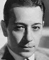 Portrait de George Raft