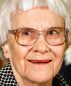 Portrait de Harper Lee