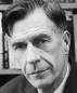 Portrait de John kenneth Galbraith
