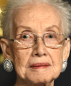 Portrait de Katherine Johnson