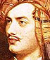 Portrait de Lord Byron