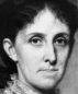 Portrait de Louisa May Alcott