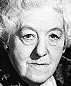 Portrait de Margaret Rutherford