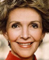 Portrait de Nancy Reagan