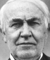 Portrait de Thomas Edison