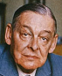 Portrait de Thomas Stearns Eliot