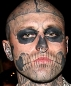 Portrait de Zombie Boy